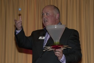 Stuart Harris - Keynote Speaker