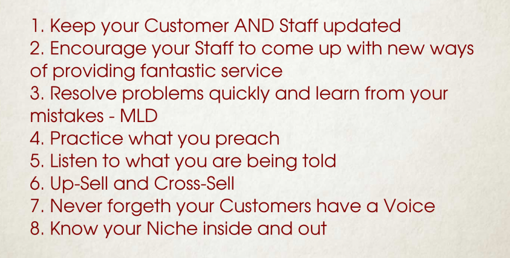 Retain Your Customers Longer