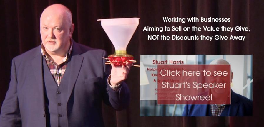 Stuart's Speaker Showreel